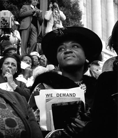 We Demand, 1963