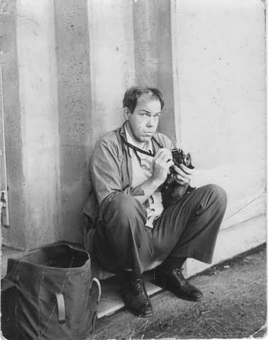 Minor White, San Francisco, CA 1945
