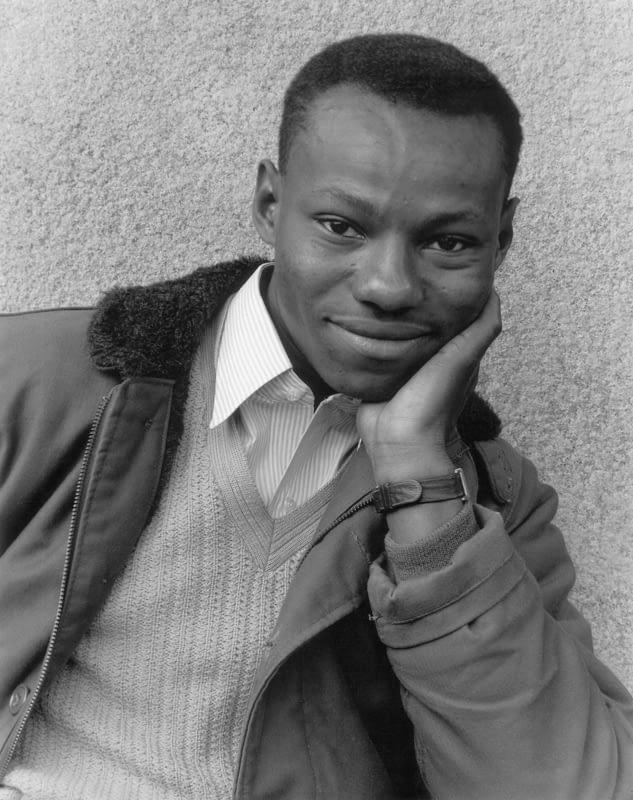 David Johnson, by Al Gay, San Francisco, c.1947