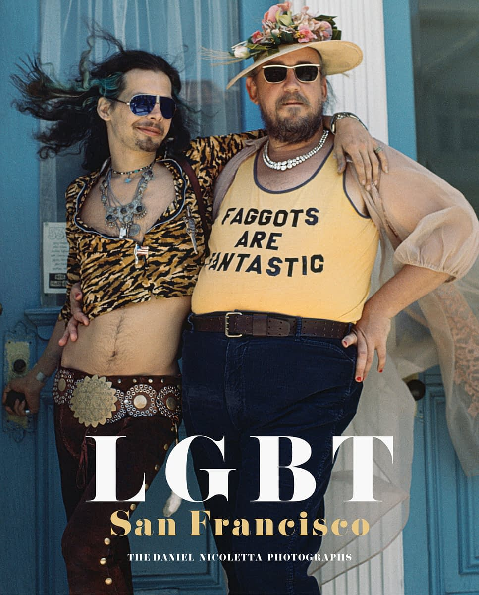 LGBT Book Cover