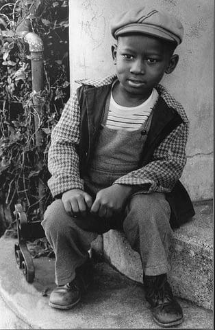Clarence, San Francisco, CA 1947